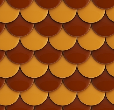 Seamless glossy squama background texture photo