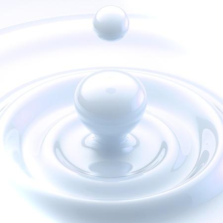 champu: La crema ligera de fondo l�quido de baja
