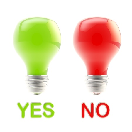disagree: Yes and no as bulbs isolated