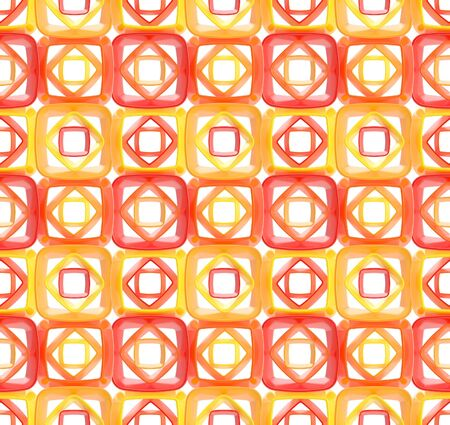 Seamless abstract geometric background photo