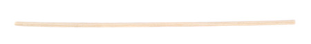 wooden stick: Wooden stick isolated over the white background