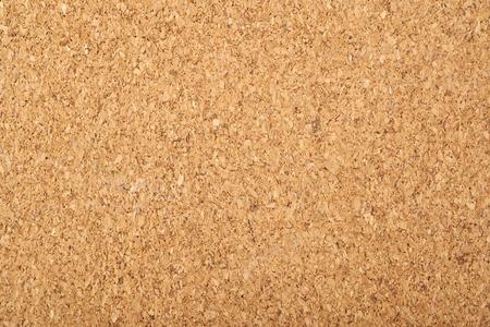 Fragment eines braunen Kork Textur als Hintergrund Zusammensetzung Standard-Bild