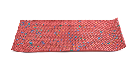 acuminate: Orthopedic mat with spikes isolated