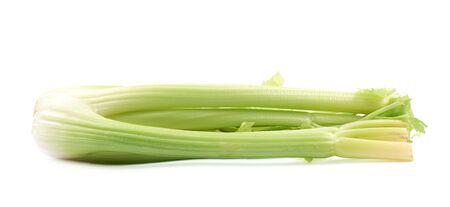 Celery vegetable isolated Stock Photo