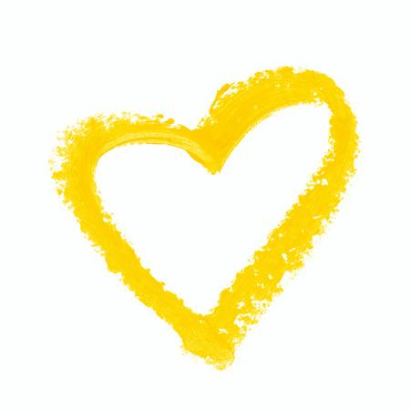 forme: Heart shape isolated