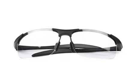 Pair of shade glasses isolated