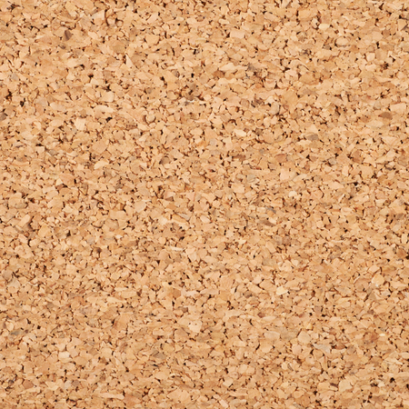 Close-up fragment of a cork wood texture as a backdrop composition Stock Photo