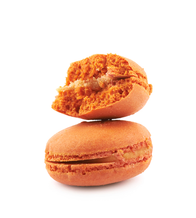 Macaroons composition isolated