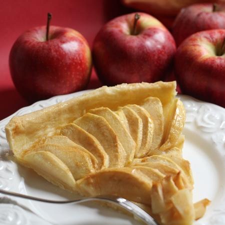 apple tart: apple tart, apple, dessert