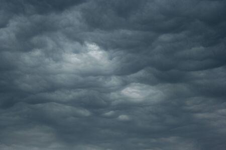 dreary: Dark Stormy Sky