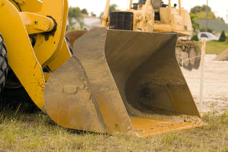 frontend: business end of a front-end loader