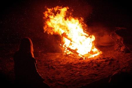 combust: Bonfire