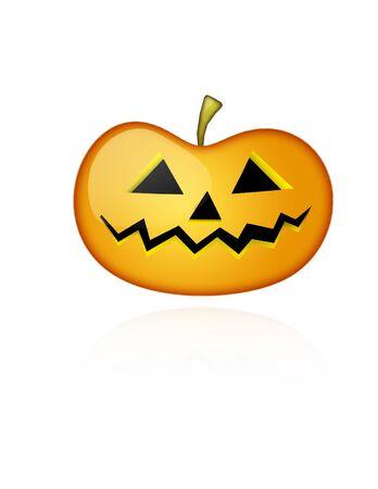 Halloween Pumpkin Фото со стока