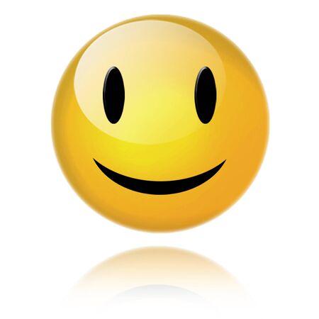 smile face Фото со стока