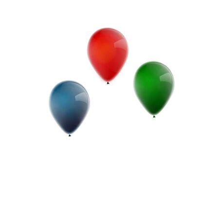 Party balloons Фото со стока