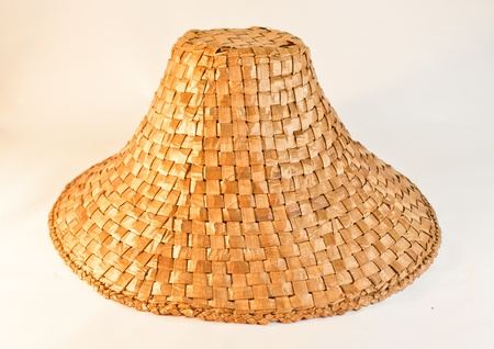 indian artifacts: Woven Hat