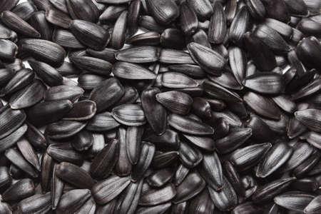 black seeds: seeds Stock Photo