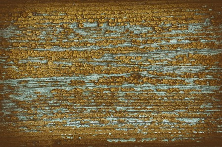 vintage brown wooden background with cracked paint