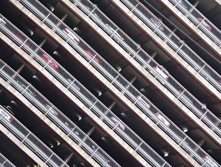 multi storey: Multi Storey Car Park
