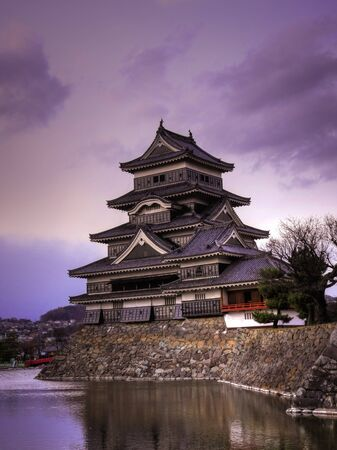Matsumoto Castle, Japan Stock Photo - 7301167