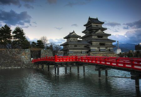 ninja ancient: Matsumoto Castle, Japan