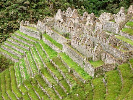 incan: Inca Trail to Machu Picchu in Peru