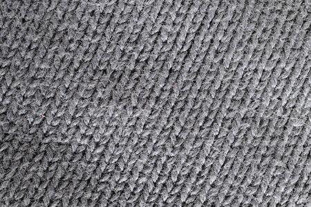 r�p�titif: abstraite laine gris fond. motif r�p�titif