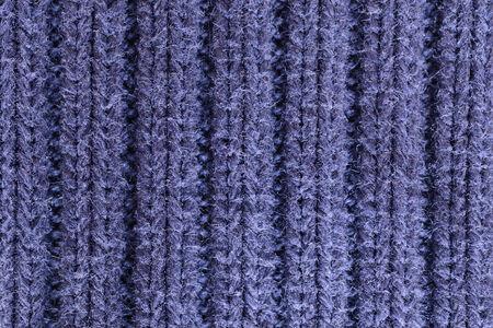 r�p�titif: laine bleu fond, des lignes verticales motif r�p�titif Banque d'images