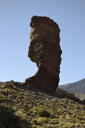 Roques de Garca, el Teide, Tenerife. Volcanic island