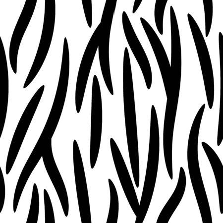 tileable: zebra tileable seamless pattern