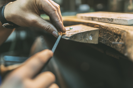 skill: Jeweler creating jewelry
