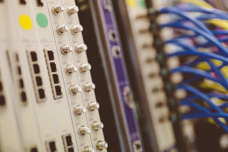 Professional networking hardware used by isps