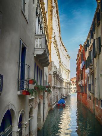 passage: Narrow passage in Venice Italy