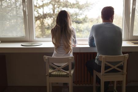 Para ma problemy w związku i kłóci się o niewierność