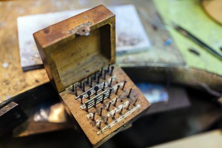 Jewelers tools