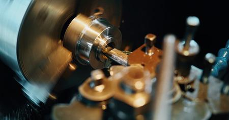 cnc ドリルマシン金属工場における工作