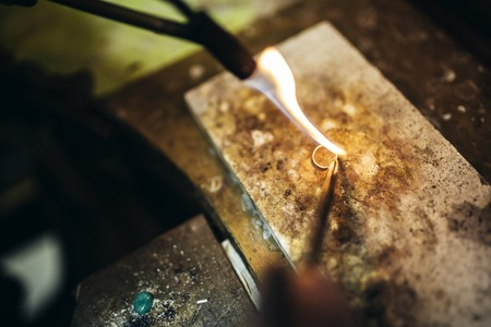 Creation of a ring