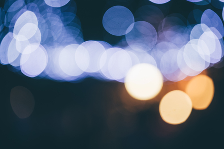 Picture of defocused entertainment concert lighting on stage Stock fotó