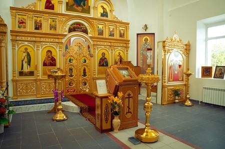 orthodoxy: Church interior