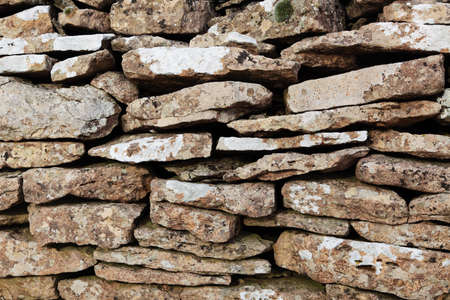 cotswold: Cotswold stone wall background