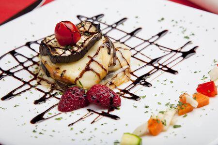 Italian appetizer Standard-Bild