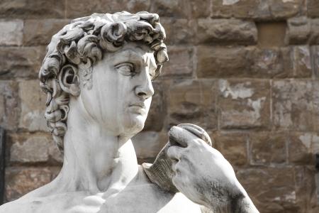 Michelangelo s David in Florenz