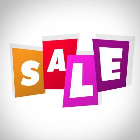 Sale Standard-Bild