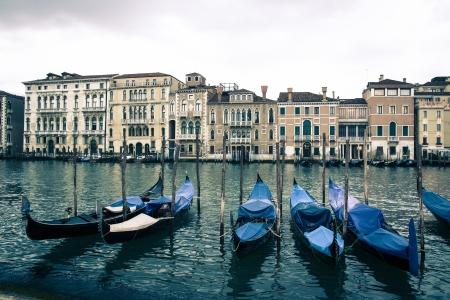 Venice Italy Standard-Bild