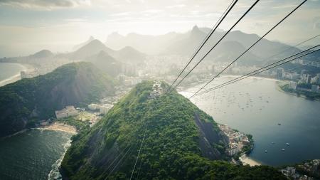Rio de Janeiro Standard-Bild