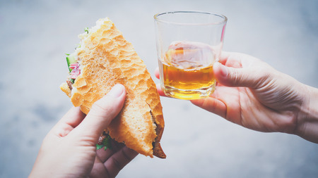 Banh Mi - Vietnam Bread