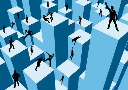 business survival: A concept of business competition and survival.