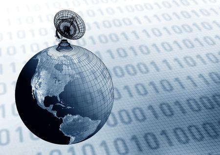 Worldwide Information Background