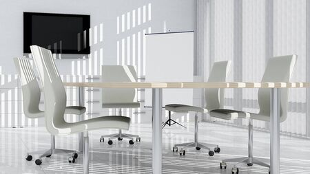 Modern Meeting room 01 photo