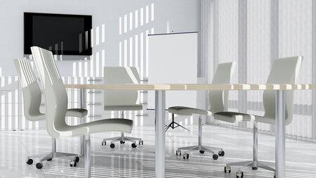 Modern Meeting room 01